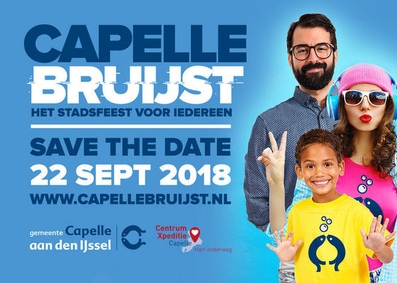 22 september: CapelleBruijst