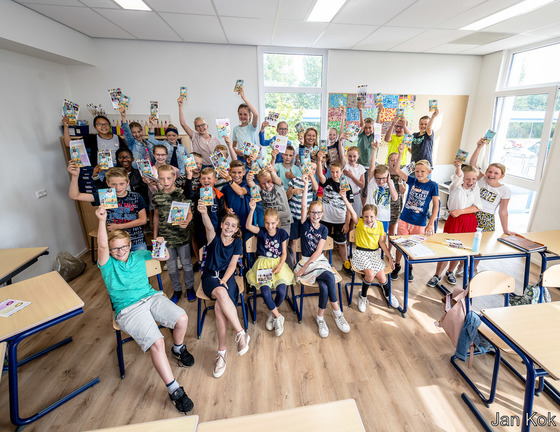 Website Schoolbreed Capelle vernieuwd